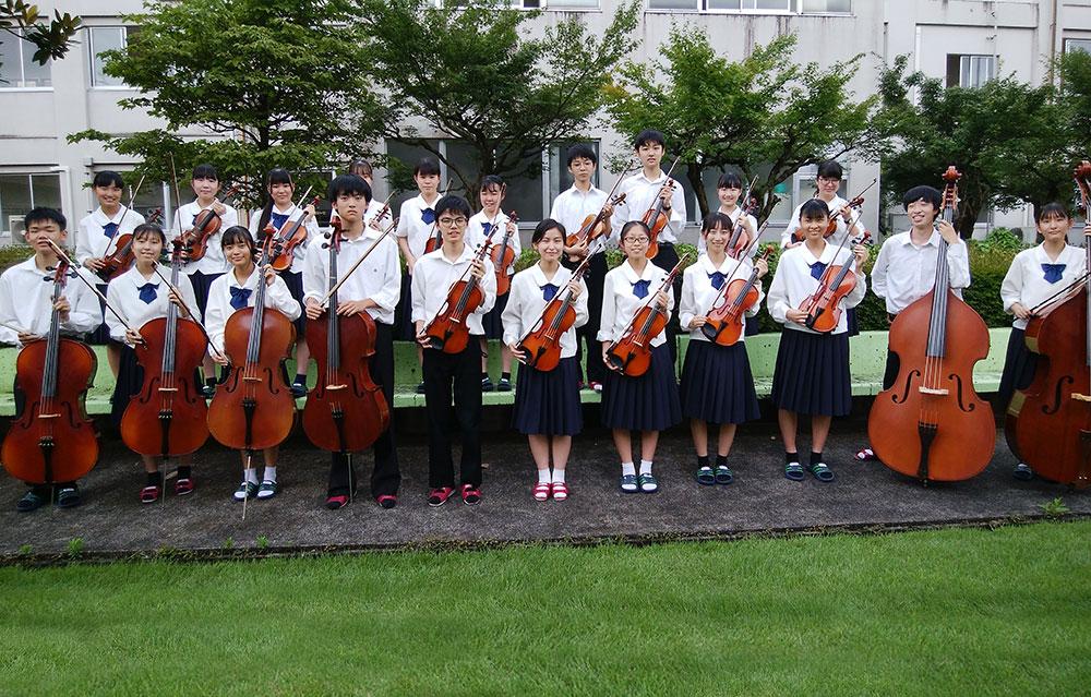 福井県立武生高等学校オーケストラ部
