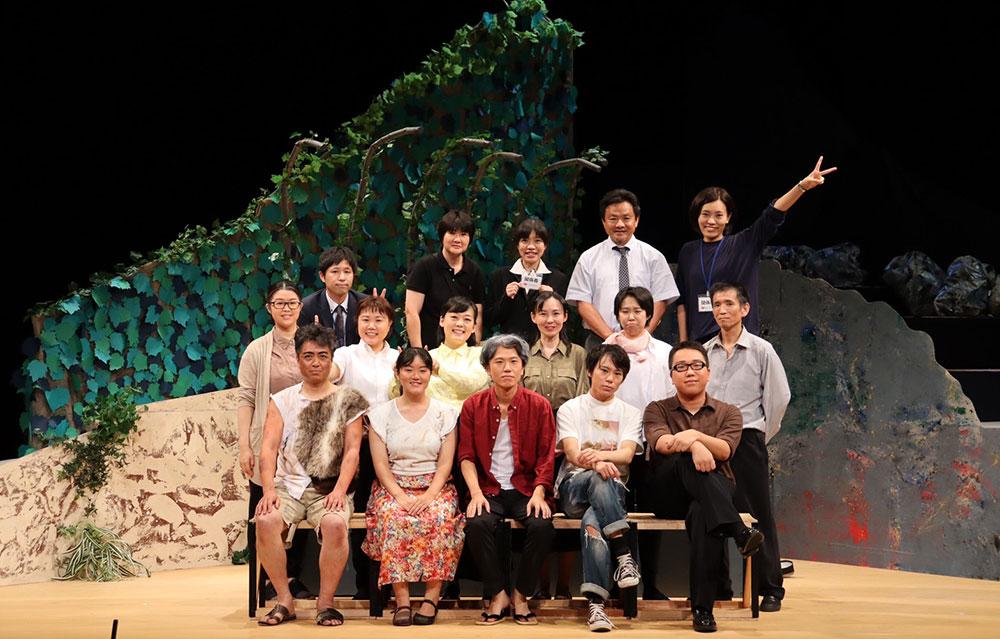演劇教室MAFF