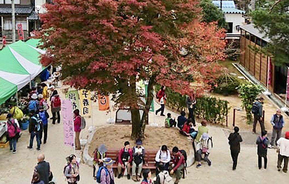 『きとっけ今庄 宿の市』(南越前町会場 同時開催)