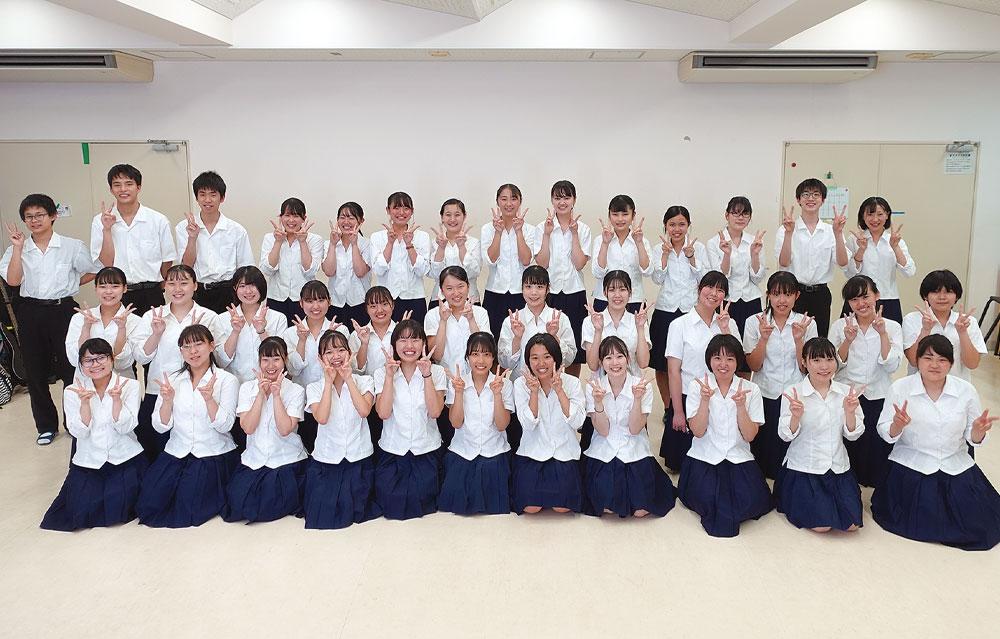 福井県立美方高等学校